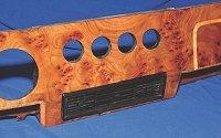 Auf dem Holzweg - Neuer Glanz für Armaturbrett & Co.