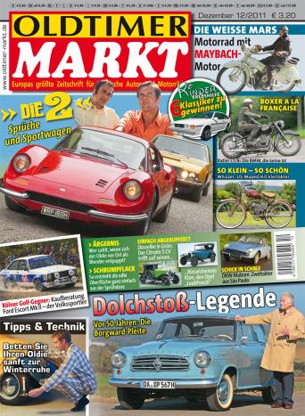 Oldtimer Markt 12/2011