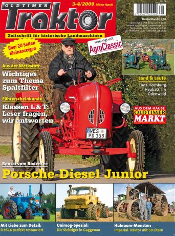 Oldtimer Traktor 3-4/2009