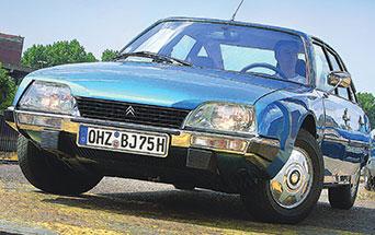 Kaufberatung Citroën CX
