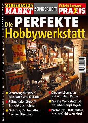 Sonderheft 50: Die PERFEKTE Hobbywerkstatt, Erscheinungsjahr: 2012